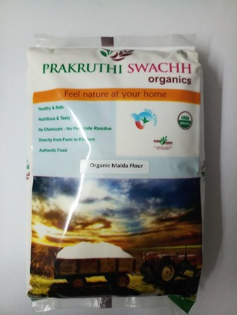 Picture of Organic WHEAT MAIDA 500gm