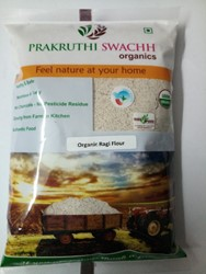 Picture of Organic RAGI (PEARL MILLET) FLOUR 500gm