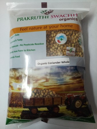 Picture of CORIANDER WHOLE 100gm