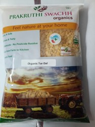 Picture of Organic ARHAR DAL(TUR DAL) 500gm