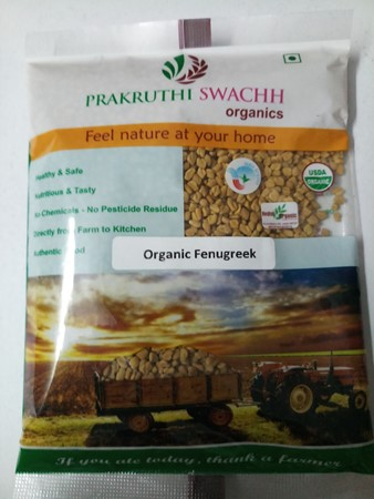 Picture of Organic FENUGREEK 100gm