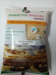 Picture of Organic URAD WHOLE WASHED 500gm