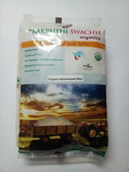 Picture of Organic RICE SONA MASOORI -WHITE