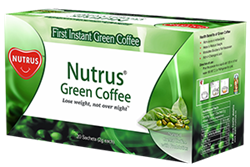 Picture of Green Coffee – Nutrus - Box
