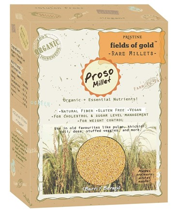 Picture of Fields of Gold - Proso Millet, 500 g