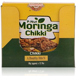 Picture of Moringa Chikki - Sampradaayam - 80gm
