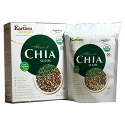Picture of Chia Seeds - Earthen Delight - 100gm