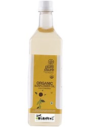 Picture of Sunflower Oil - Pure & Sure - 1ltr