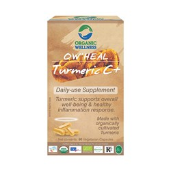 Picture of Organic Turmeric online | OW'Heal Turmeric - C Plus