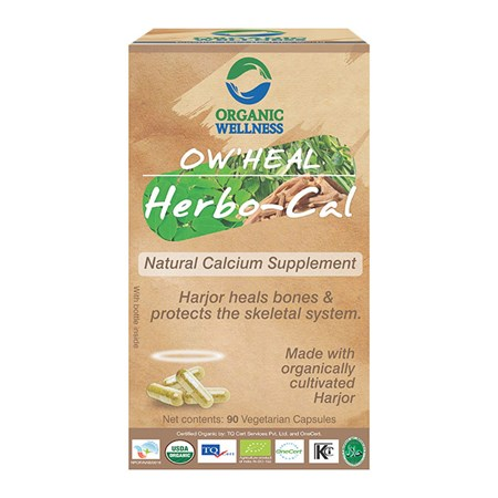 Picture of Organic Herbo online | OW'Heal Herbo - Cal
