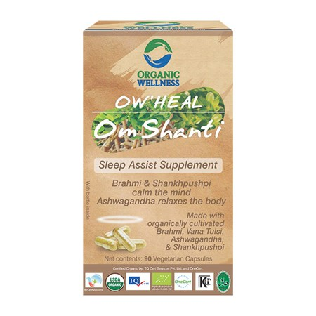 Picture of Organic Om Shanti - Capsule online | OW'Heal Om - Shanti