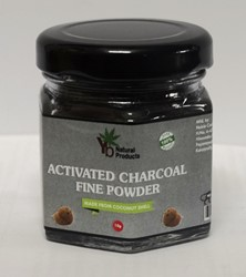 Picture of YB Natural Activated Charcoal Powder