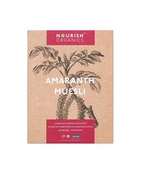Picture of Organic Amaranth Muesli 300gms
