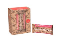 Picture of Organic Vanilla Nut Bar 30gms