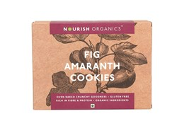 Picture of Organic Fig Amaranth Cookies 120gms