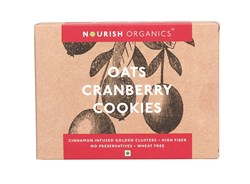 Picture of Organic Oats Cranberry Cookies 150gms