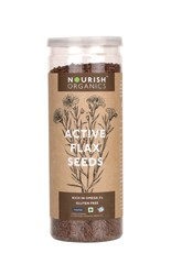 Picture of Organic Active Flax Seeds 180gms