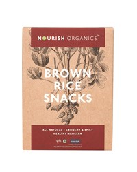 Picture of Organic Brown Rice Snacks* 150gms