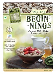 Picture of Beginnings - Organic Mixed Millet Flakes, 300g