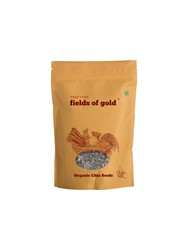 Picture of Fields of Gold - Chia Seeds, 100 g