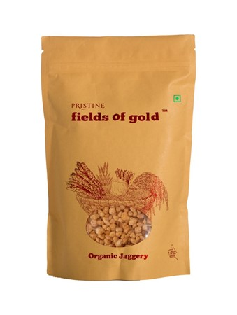 Picture of Fields of Gold - Organic Jaggery, 500 g