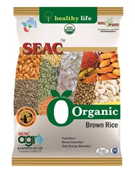 Picture of Organic Brown Rice 1kg
