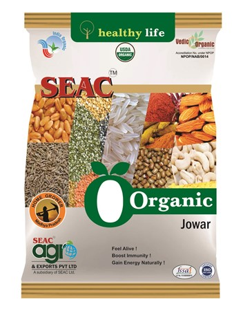 Picture of Organic Whole Jowar 1kg
