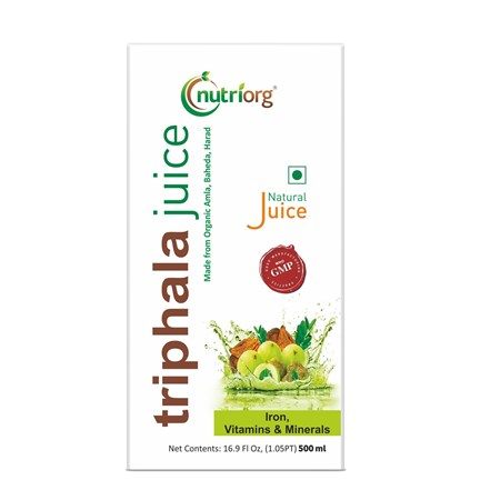 Picture of Organic Triphala Juice 500ml
