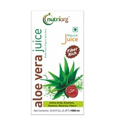 Picture of Organic Aloe vera Juice 1000ml