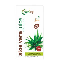 Picture of Organic Aloe vera Juice 500ml