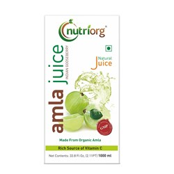 Picture of Organic Amla Juice 1000ml