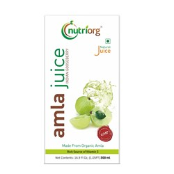 Picture of Organic Amla Juice 500ml