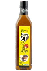 Picture of Organic Mustard Oil 500ml - Nutriorg