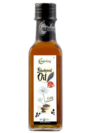 Picture of Organic Black Seed Oil - 100 ml - Nutriorg