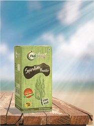 Picture of Organic Spirulina Powder - 100 g - Nutriorg