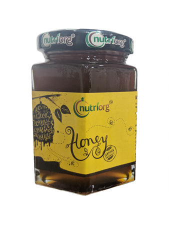 Picture of Organic Honey  250 g - Nutriorg