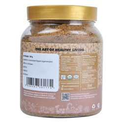Picture of Organic JAGGERY POWDER (Bottle) 500gm