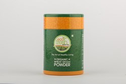 Picture of Organic WHEATGRASS  POWDER 100 GM