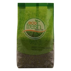 Picture of Organic MOONG DAL WHOLE GREEN 500GM