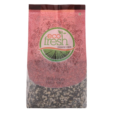 Picture of Organic URAD DAL CHILKA 500gm