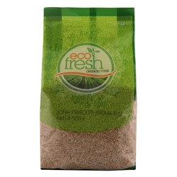Picture of Organic Sona Masoori Brown Rice 1Kg